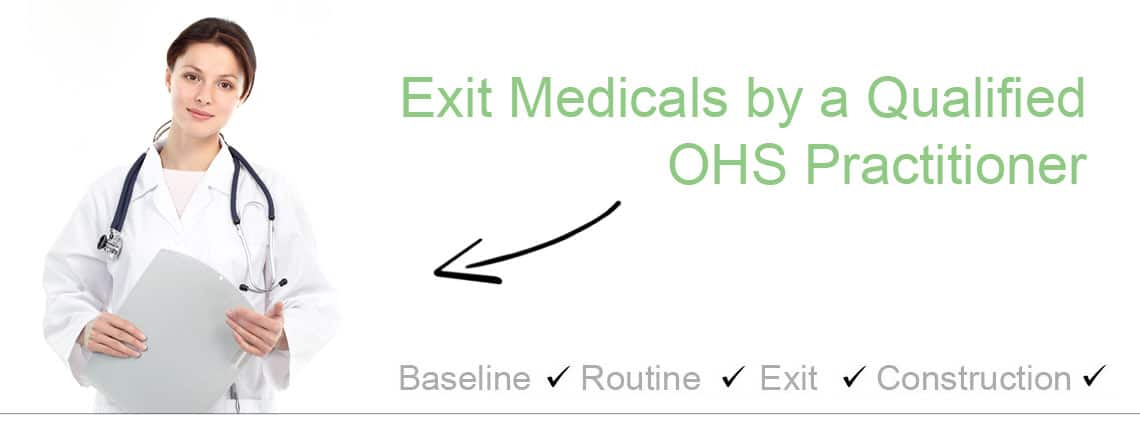 Exit Medical Lady
